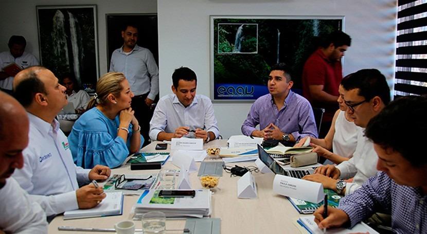 Colombia intensifica acciones superar desabastecimiento agua Villavicencio