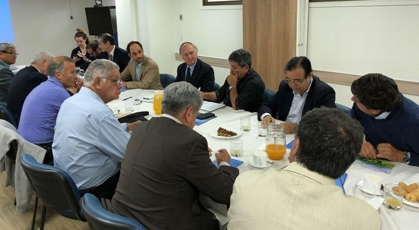 Objetivos Chile: modernización Ley Riego y materializar obras medianas