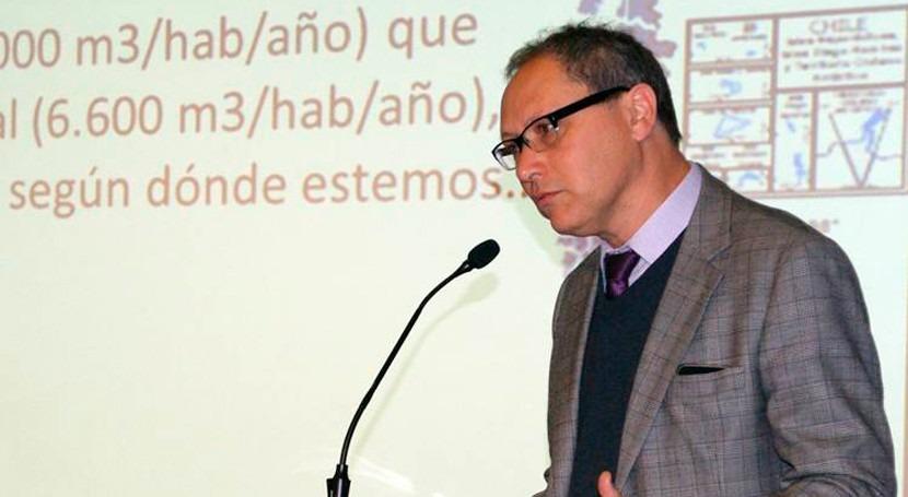 Chile expone desafíos gestión agua