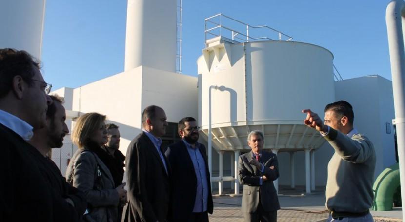 Gobierno balear recibirá desaladora Santa Eulària des Riu cuatro años retraso