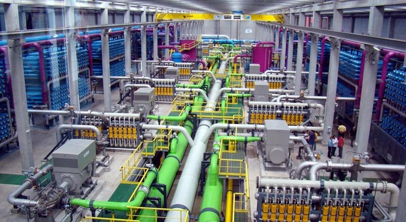 nueva membrana reduce consumo energía procesos desalinización