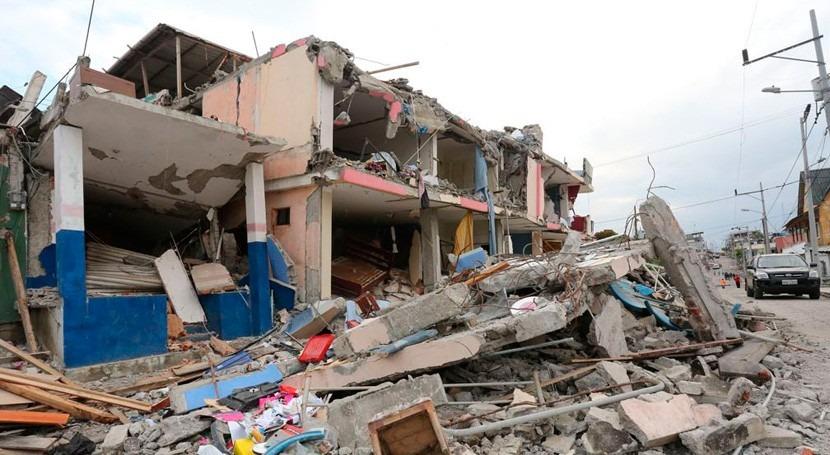 Resultado de imagen para desastres naturales terremoto