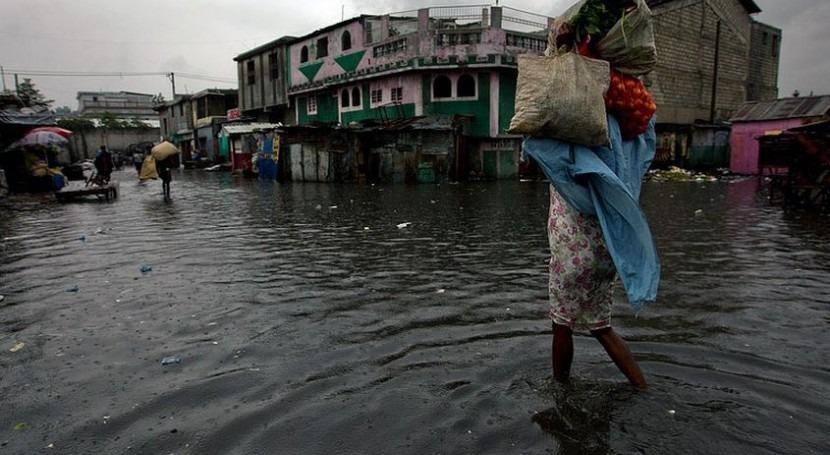 Efectos del huracán Sandy en Puerto Príncipe