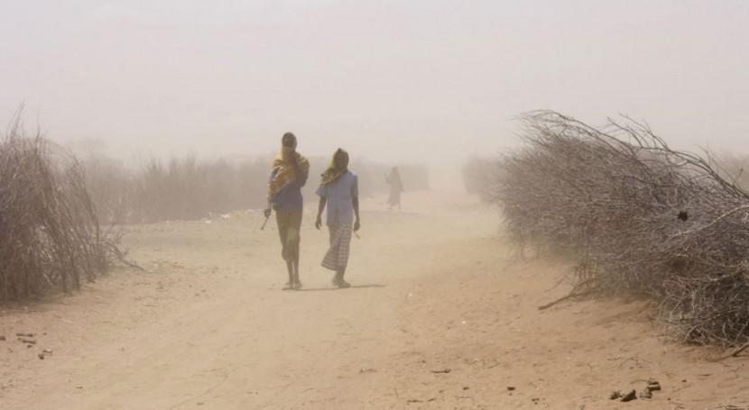 Sequías, inundaciones, terremotos y huracanes afectaron 100 millones personas 2015