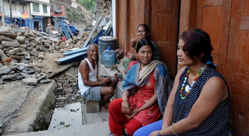 Asia-Pacífico registra más mitad catástrofes naturales 2015