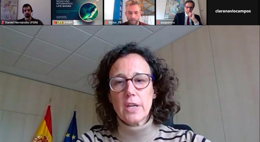 MITECO expone casos prácticos adaptación al cambio climático España y Europa
