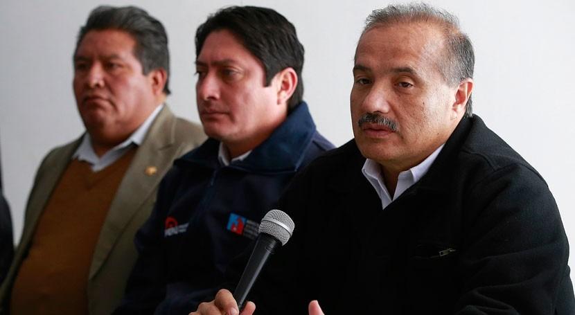 Perú garantiza descontaminación Lago Titicaca