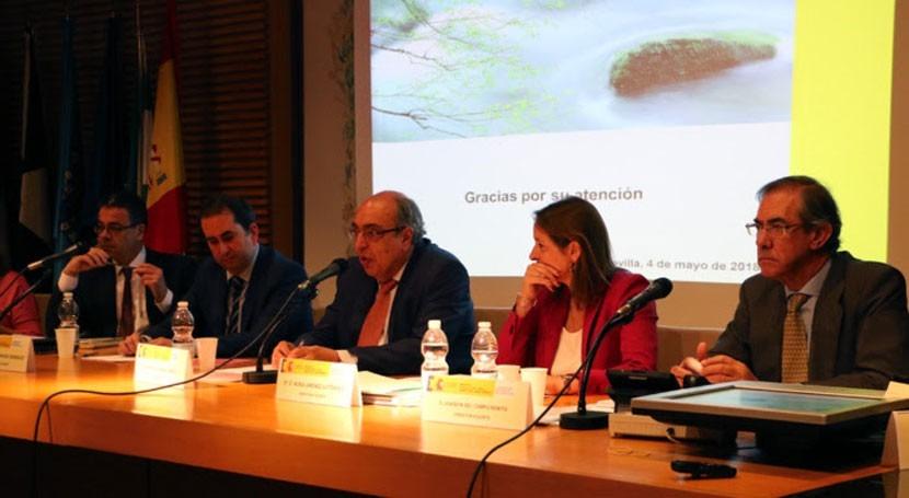 Aprobado desembalse 1.100 hm3 campaña riego cuenca Guadalquivir