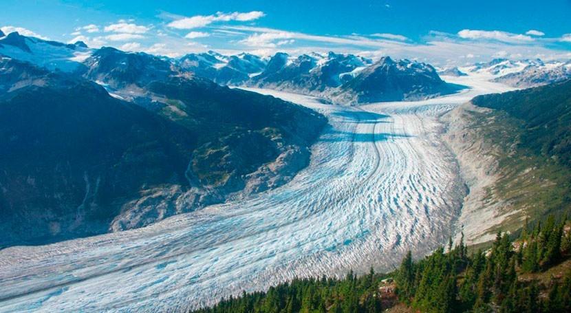 deshielo todos glaciares mundo se ha acelerado lo que llevamos siglo