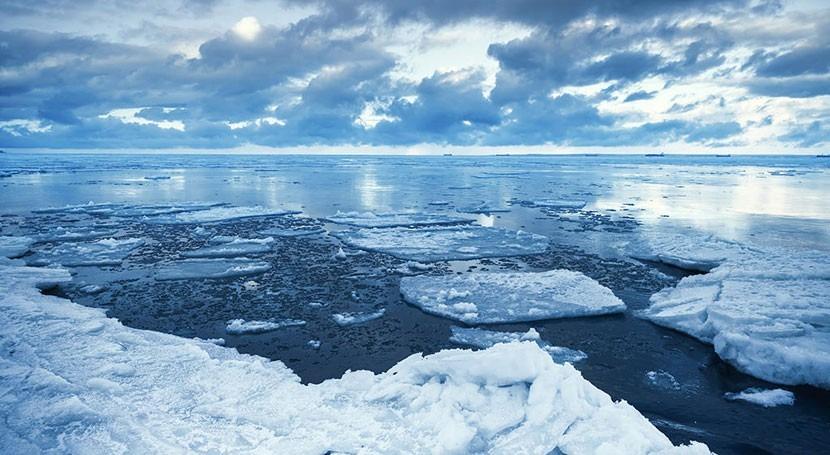 deshielo ártico vaticina corte agua cálida Atlántico Norte