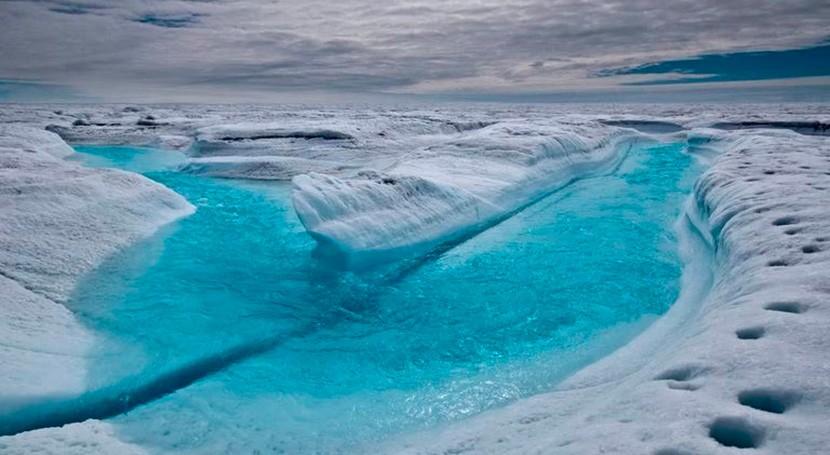 nueva investigación sostiene que deshielo polar está cambiando corteza terrestre