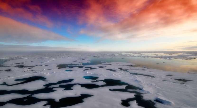 deshielo Ártico puede repercutir otro lado planeta