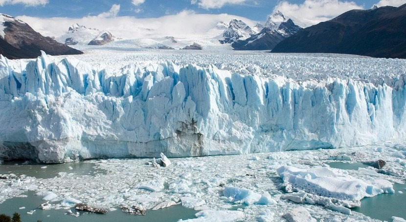 """""""Deshielo"""": No mi glaciar"""