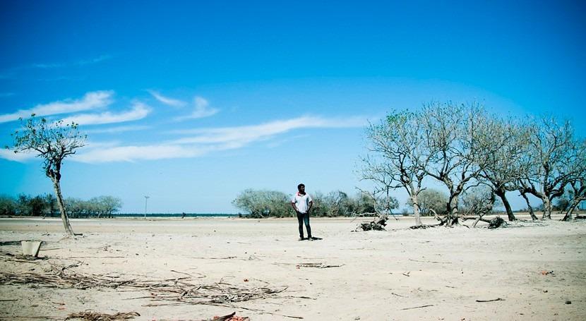 cambio climático amenaza hacer inhabitable sur Asia 2100
