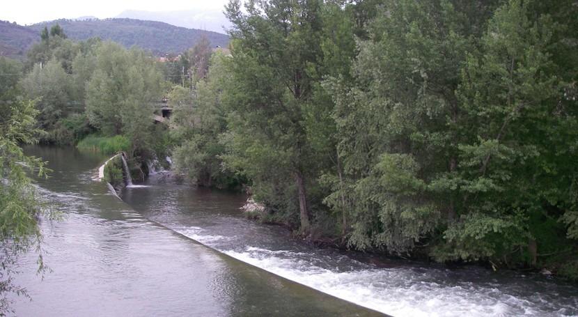 desmantelación hidroeléctrica desuso recupera conectividad fluvial Ter
