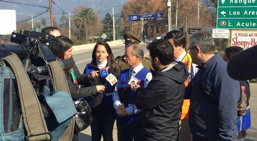 Dirección General Aguas Chile anuncia plan medidas recuperar Laguna Aculeo
