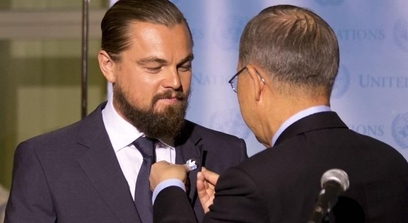 Así se ha convertido Leonardo DiCaprio cara visible lucha cambio climático