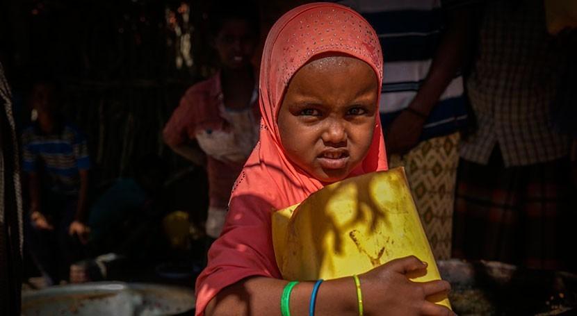 Nuevos sistemas agua cambian vida refugiados y comunidades Etiopía