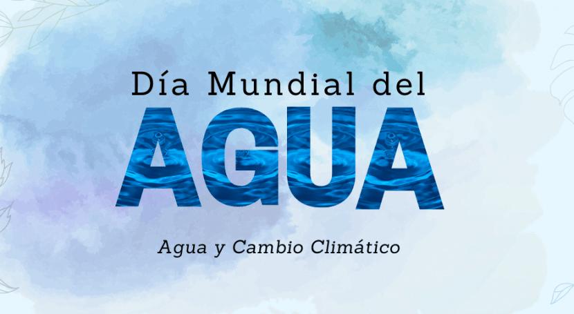 celebración Día Mundial Agua Instituto Superior Medio Ambiente