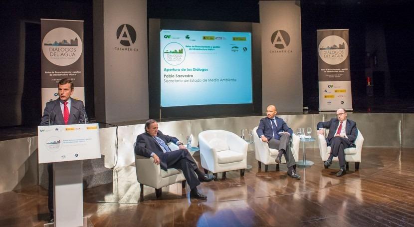 Pablo Saavedra apuesta sumar esfuerzos gobernanza y gestión agua