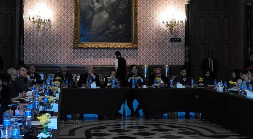 España muestra iniciativas materia cooperación técnica agua Mediterráneo