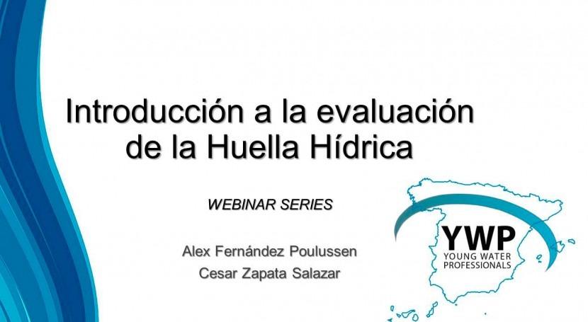 Huella Hídrica como herramienta gestión