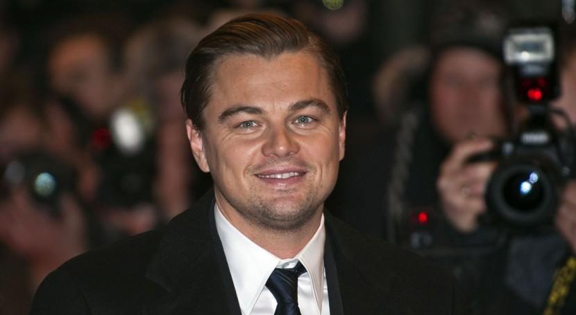DiCaprio sigue dando ejemplo: nuevo documental cambio climático se estrenará octubre