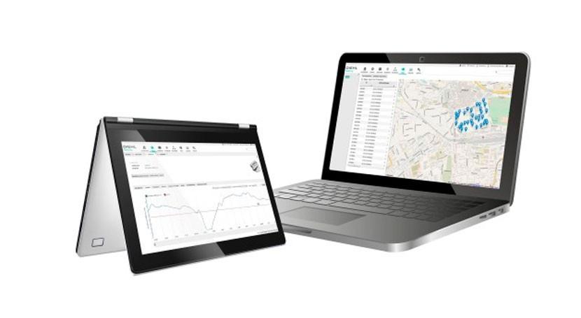 Data visualisation y data analytics, nuevas funcionalidades IZAR PLUS Portal Diehl Metering