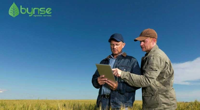 digitalización Cuaderno Explotación Agrícola