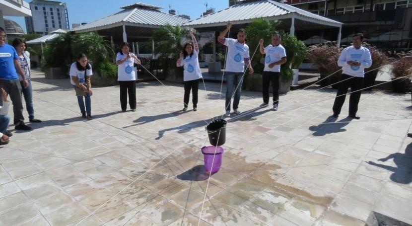 Global Nature apoya comunidades locales Paraguay mejorar saneamiento agua