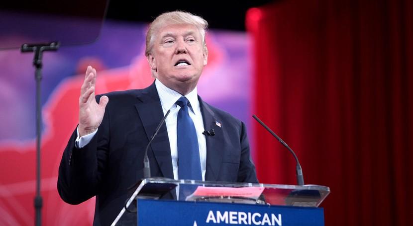 Donald Trump no cree que cambio climático sea causado ser humano