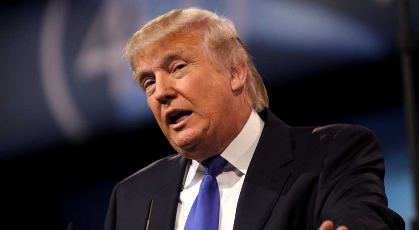 Donald Trump responsabiliza al acuerdo cambio climático protestas París