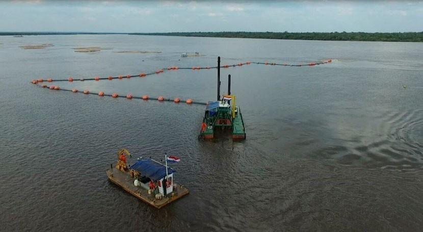 Gobierno paraguayo recibe ofertas 2 empresas realizar dragado río Paraguay
