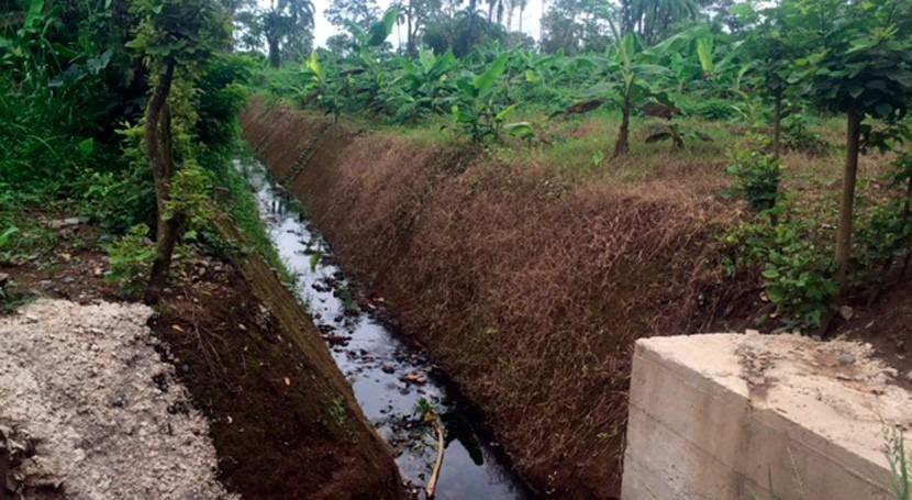 Costa Rica comienza primera etapa que permitrá controlar inundaciones río Limoncito