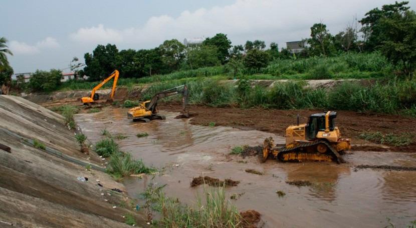 Panamá invierte 4,5 millones dólares minimizar inundaciones