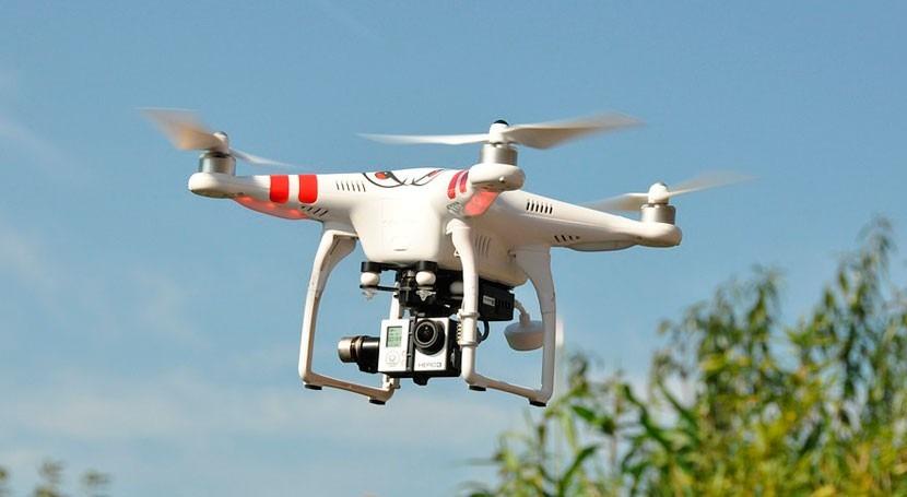 batimetría embalses cuenca Segura, estudiada drones