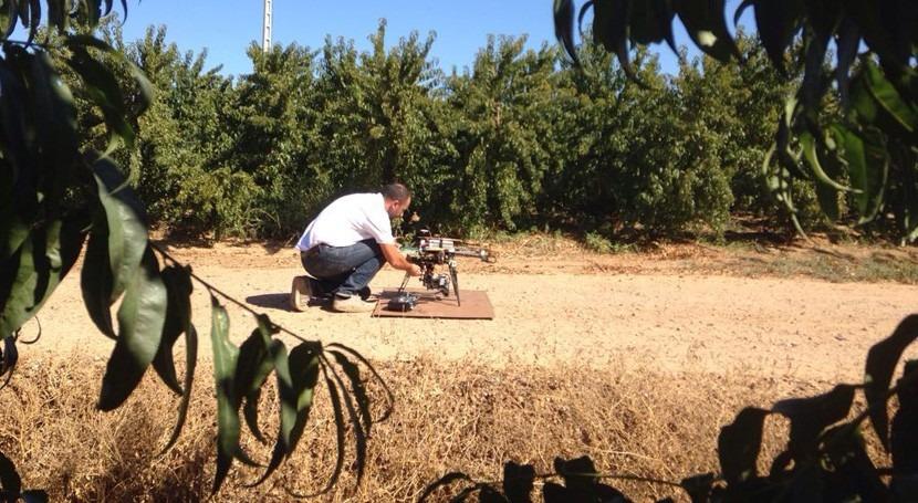 Extremadura utilizará drones mejorar gestión regadío