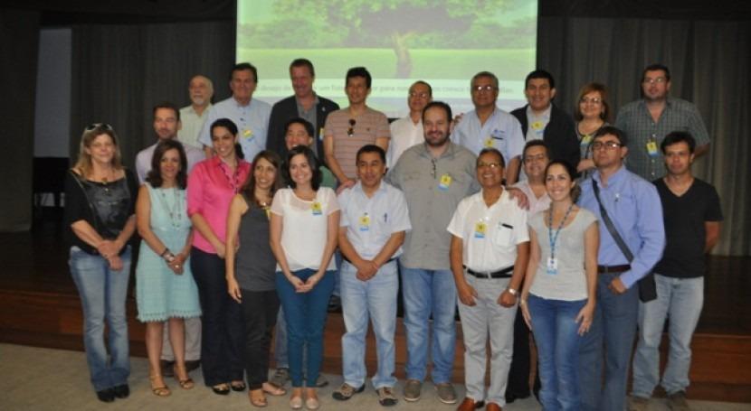 Perú y Brasil intercambian experiencias Gestión Integrada Recursos Hídricos