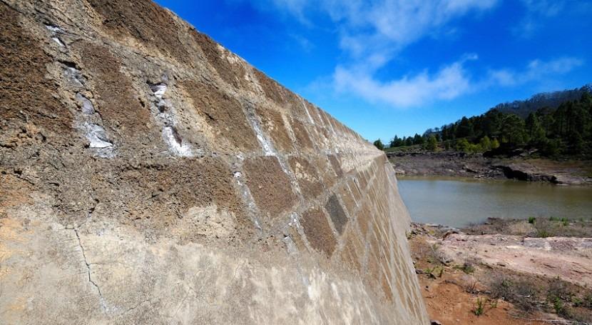 ¿ qué conservación museo agua Tamadaba? Gran Canaria - Canarias