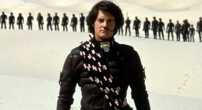 Kyle MacLachlan interpretó a Paul Atreides en la película Dune
