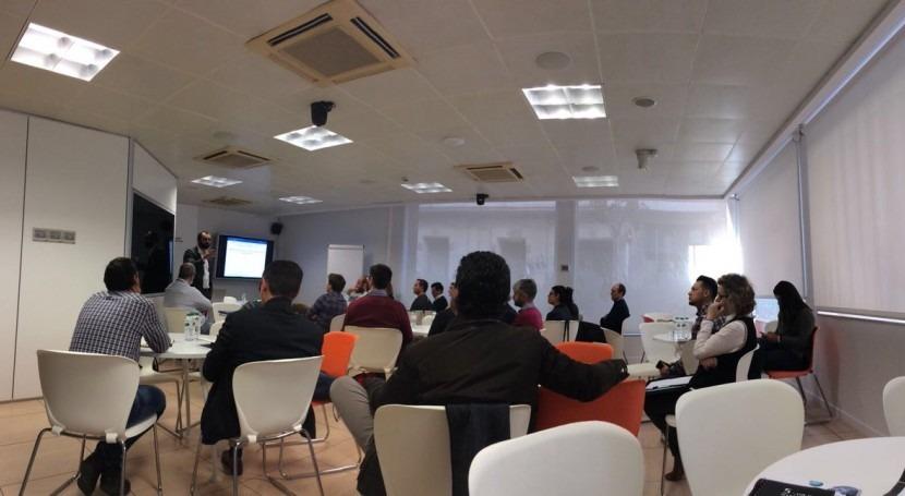 CWP organiza taller promover proyectos cooperativos asociados