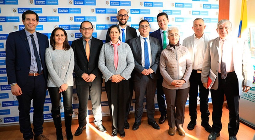gobierno Colombia reactiva e impulsa Consejo Nacional Agua