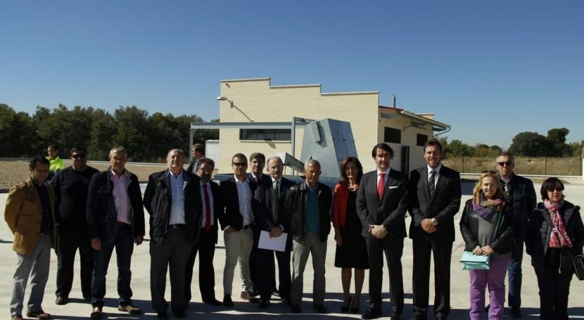 marcha depuradora Laguna Duero inversión 8,7 millones euros