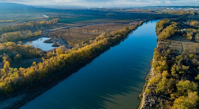 Comisión Europea selecciona Proyecto LIFE Ebro Resilience convocatoria LIFE 2020