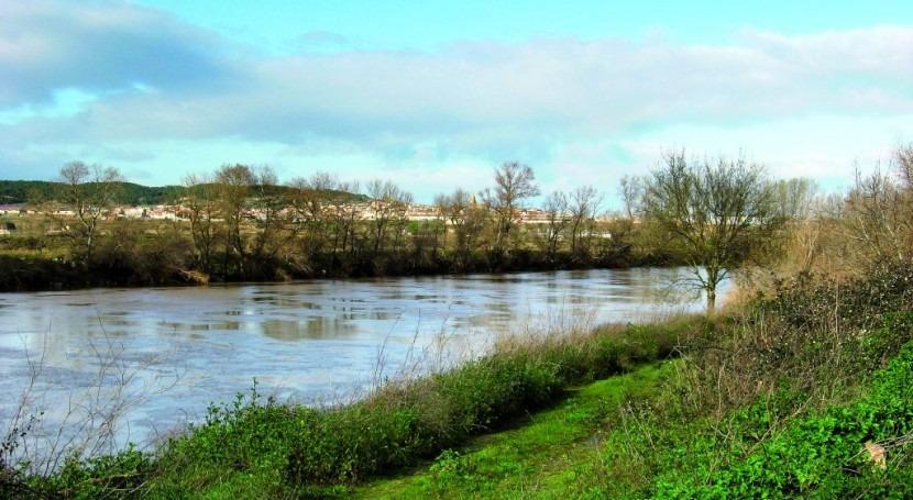 Autorizada reconstrucción Camino Natural Ebro inundaciones principio año