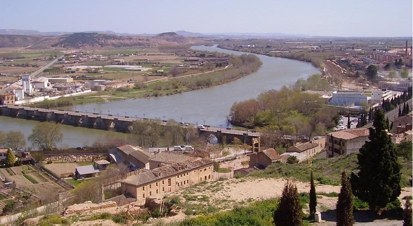 Navarra pide inclusión tramo navarro Ebro medidas urgentes sequía