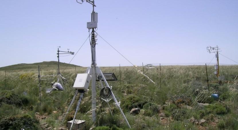 lluvias escasas aumentan liberación CO2 atmósfera ecosistemas semiáridos