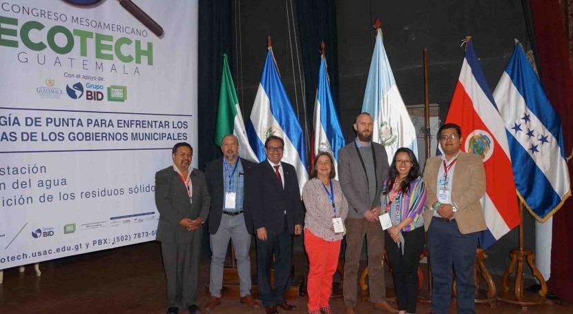 Contaminación y gestión agua, retos apremiantes Centroamérica