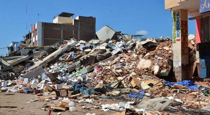 Terremoto Ecuador, conflicto Siria: ¿cómo se trabaja agua y saneamiento emergencias?