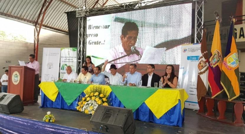 Ecuador dotará agua segura, permanente y calidad provincia Ríos